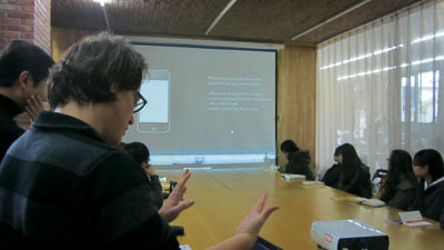 In the workshop among other things we discussed the role of museums in todays China.