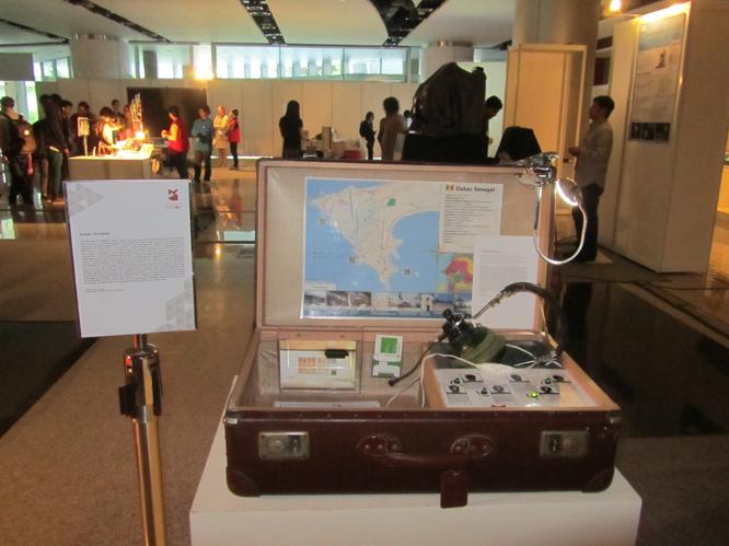 Re: Dakar Arts Festival setup
