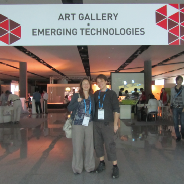 Nov 28 – Dec 2, 2012 Siggraph Asia, Singapore