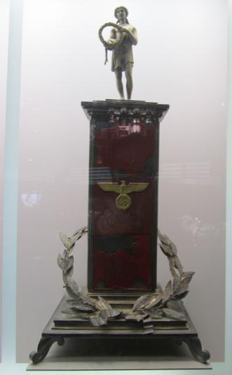 2nd WW olympic trophy