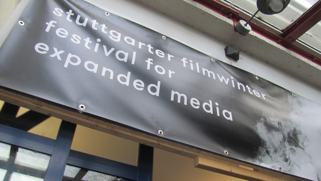 27. Stuttgarter Filmwinter - Expanded Media - What happened to underground?