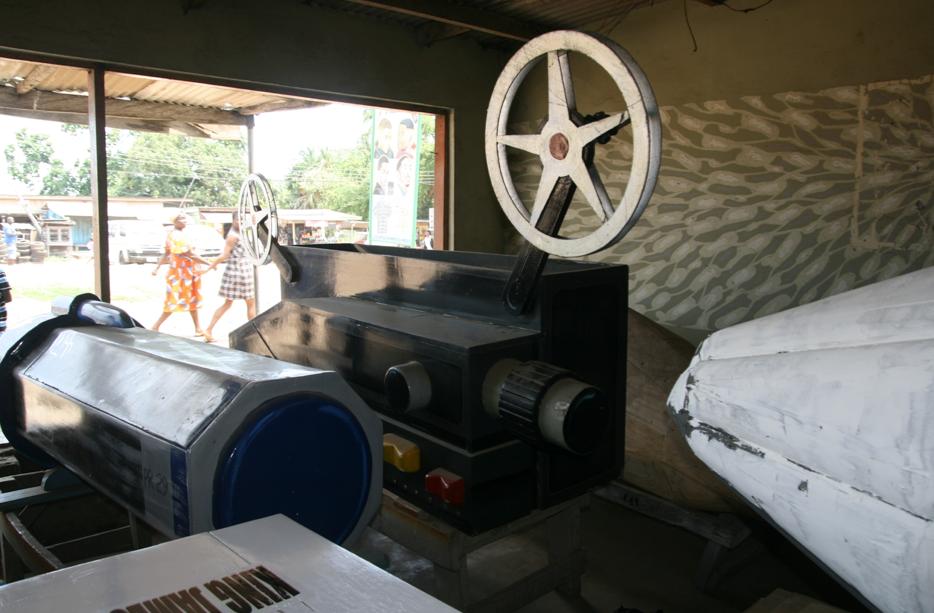 coffin maker, accra, ghana