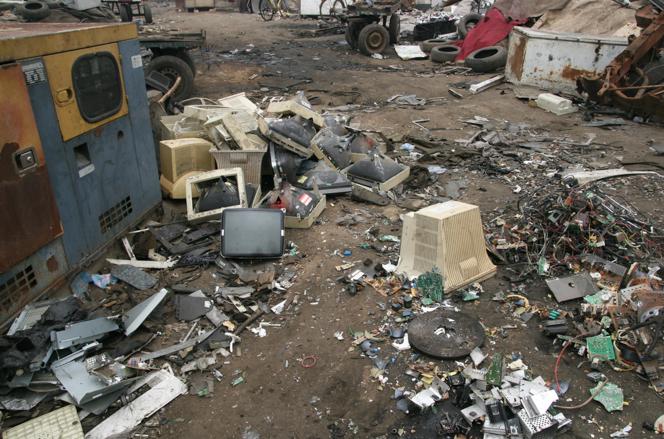 Andreas Zingerle, Linda Kronman, kairus.org, e-waste, electronic waste, ghana