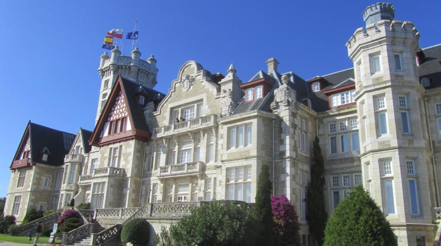 Palacio de la Magdalena, Cyberworlds 2014, Andreas Zingerle