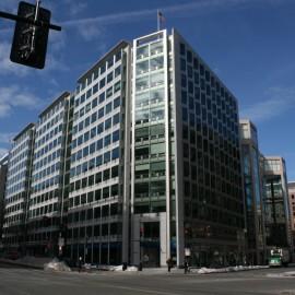 Passive reconnaissance: dublincastlegroup.org, Megacorp. conglomerate, Washington D.C.