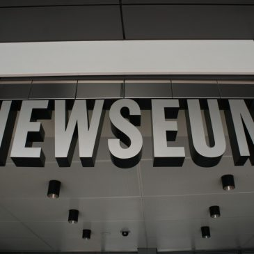 Newseum – Washington D.C. – Inside today's FBI