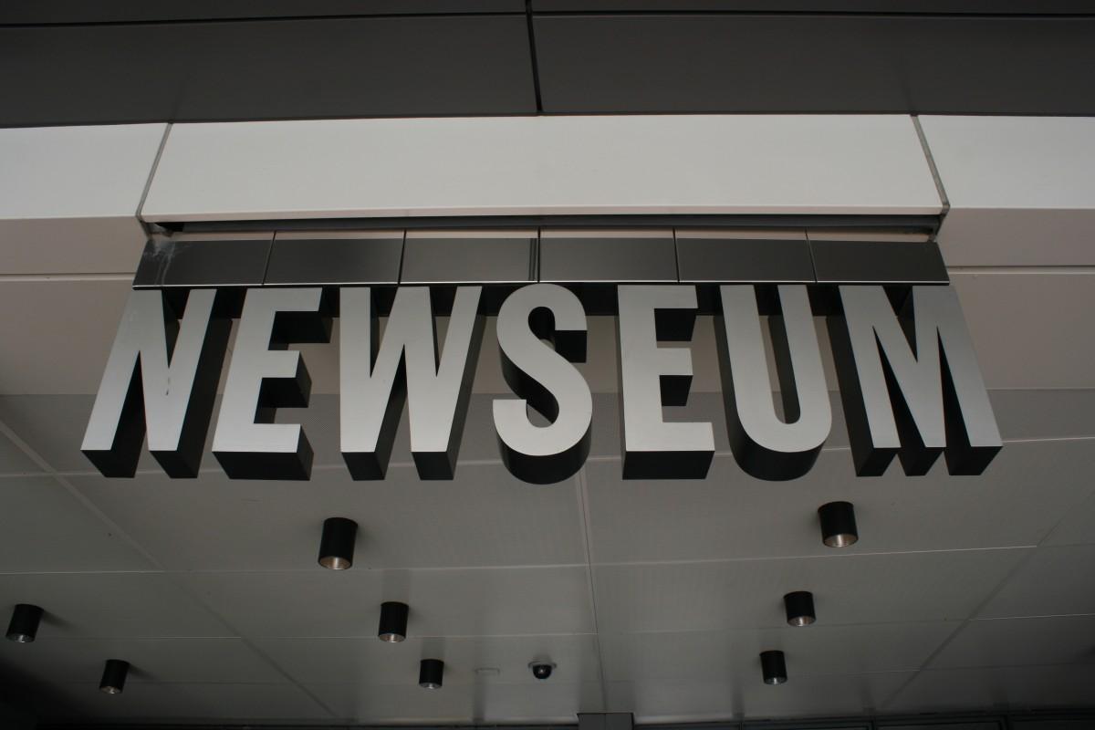 Newseum – Washington D.C. – Inside today's FBI