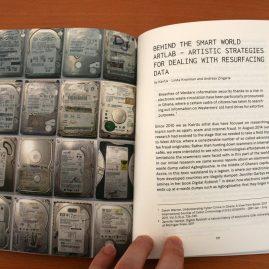 Book: Behind the Smart World – saving, deleting, resurfacing data (2016)