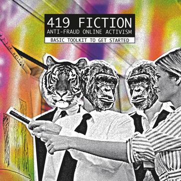 CALL FOR PARTICIPATION: Revisiting The Spam Folder: Using 419-fiction For Interactive Storytelling Workshop at ISEA15