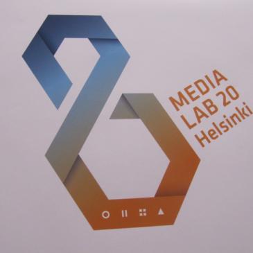 09/25 20 years Medialab Helsinki, Taik, Aalto university, Helsinki, Finland
