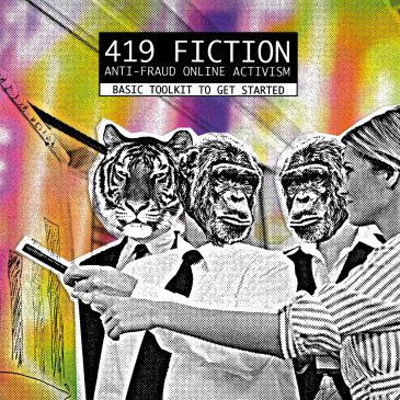 CALL FOR PARTICIPATION – Revisiting The Spam Folder: Using 419-fiction for Interactive Storytelling at ELO 2015