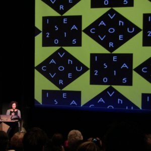 Kate Armstrong at ISEA 2015