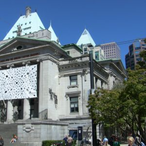 FUSE Event - Vancouver Art Gallery