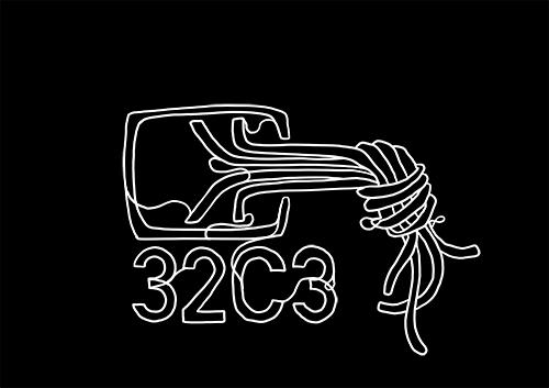 32C3 Chaos Communication Congress, Hamburg, Germany – Day 0 and 1