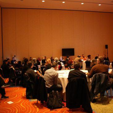 "New Media Caucus Conference, Panel ""Ecologies of Creative Activism"", Washington D.C."