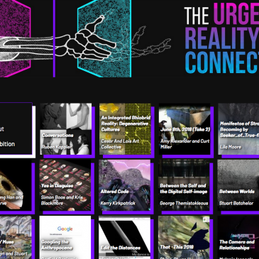 The Urgency of Reality…. ACM SIGGRAPH Digital Art Exhibition